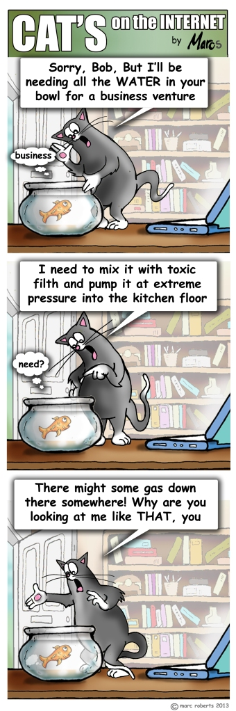 Cats0048Fracking